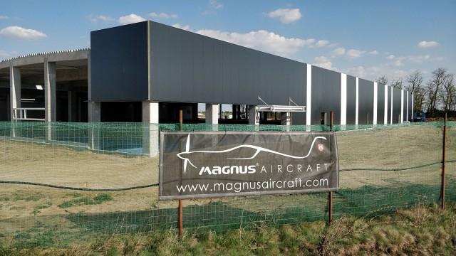 Nyáron készül el a Magnus kompozitüzeme