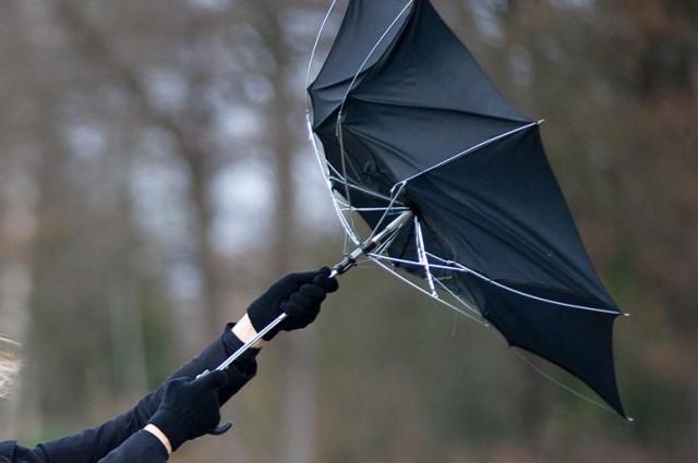 Viharos szél és eső miatt adtak ki figyelemzetést