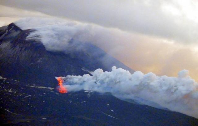 Kitört a kontinens legnyughatatlanabb vulkánja