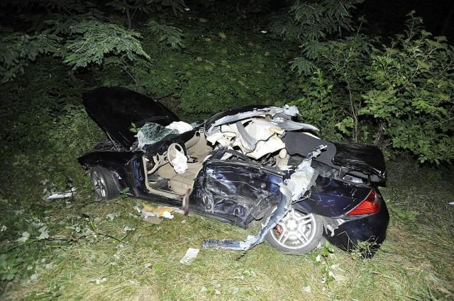 Halálos baleset az M0-án szerdán, ahol egy férfit ütöttek el. Fotó: Mihádák Zoltán, MTI