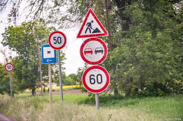Közút – Baranyában a legrosszabb utakon autózhatunk