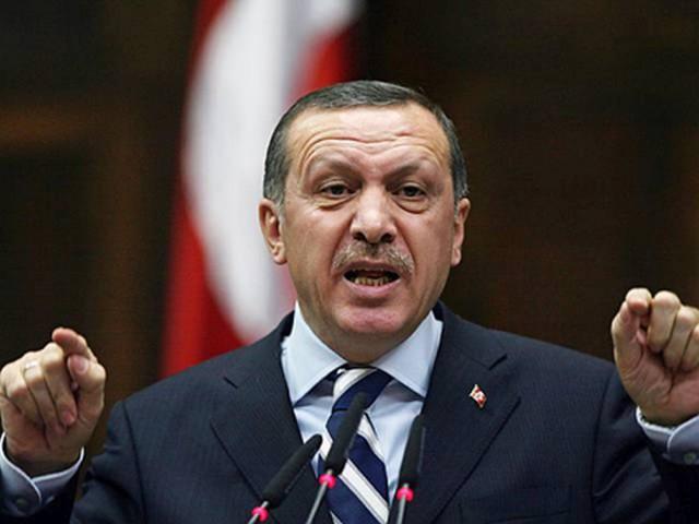 Törökország bevonul az Eufrátesz mellé