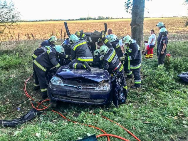 Halálos baleset történt Babarc közelében