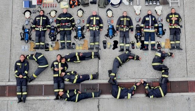 Elfogadták – a pécsi tűzoltók teljesítették a kihívást