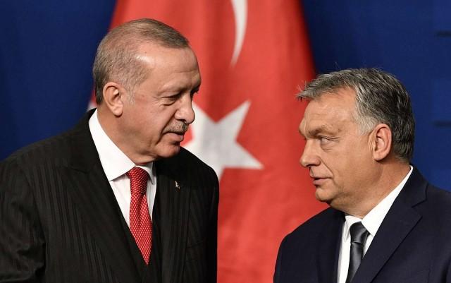 Magyarországon járt Erdogan
