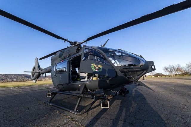 Bemutatták a szovjet gépeket váltó katonai helikoptereket