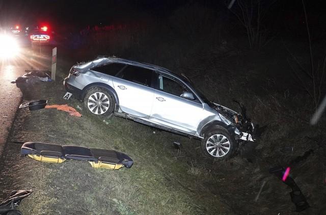 Hétvége – minden huszadik baleset halálos volt