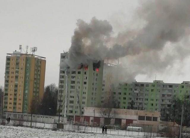 Videón az eperjesi gázrobbanás