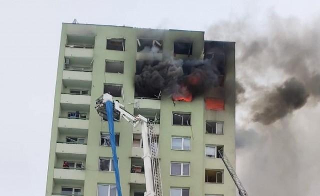 Hatalmas gázrobbanás volt Eperjesen