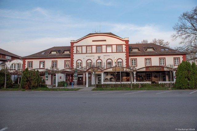 Karanténkórháznak ajánlották fel az egyik harkányi hotelt