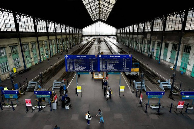 Felújítják Magyarország legforgalmasabb pályaudvarát