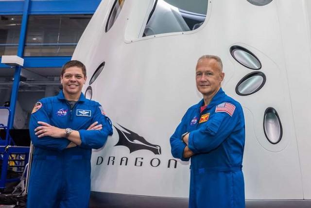 Tíz év óta először indul amerikai űrhajós az államokból