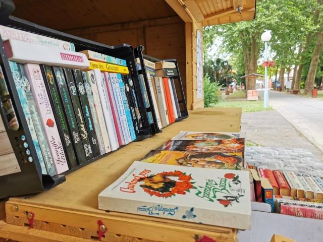 Strandkönyvtár – van, hogy vissza sem kell vinni