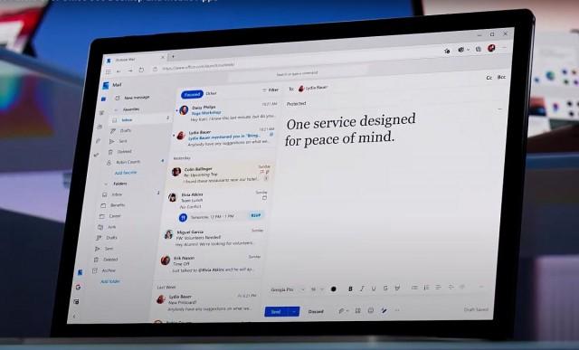 Bemutatták az Office és a Microsoft 365 új felületét