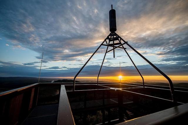 Zseniális panoráma nyílik a Zengő új tornyáról