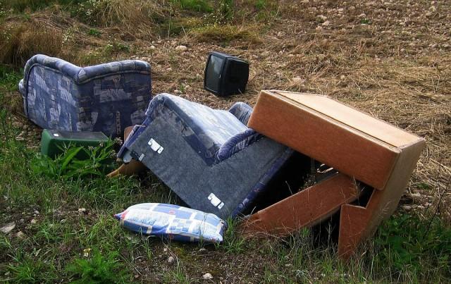 Alkalmazással lehet bejelenteni az illegális hulladéklerakást
