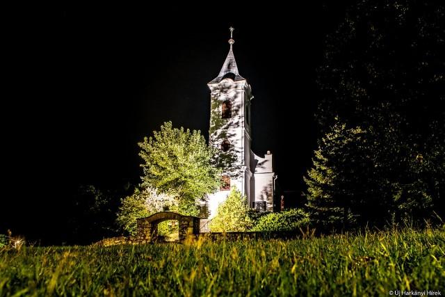 Megújult a terehegyi templom