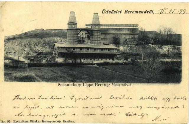 110 éves a beremendi cementgyártás!