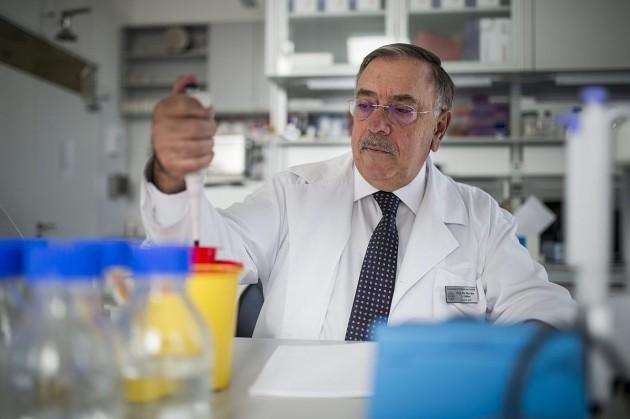Kovács L. Gábor professzor, a HECRIN elnöke