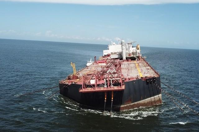 A világ legnagyobb olajkatasztrófája készül