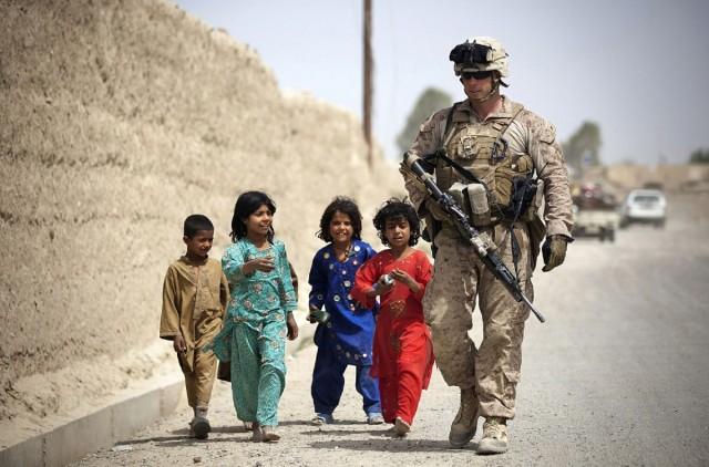 Trump kivonja csapatait Afganisztánból és Irakból