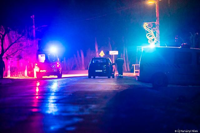 Kislányt sodort el egy autó Gordisán - baleset