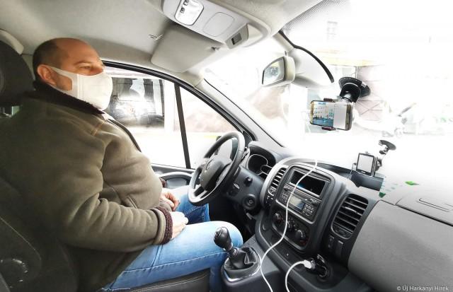 Nem csak a közúti ellenőrzést teszi gördülékenyebbé, lopott autókat is keres a polgárőrség