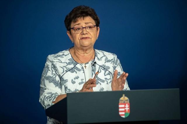 Müller Cecília szerint elkezdődött a harmadik hullám