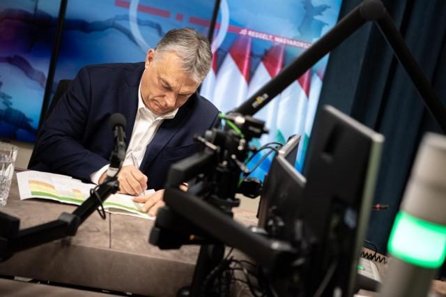Orbán Viktor szerint júniusra kint vagyunk a vízből