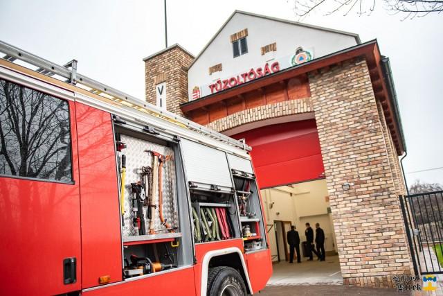 Tűzoltóőrs Villányban