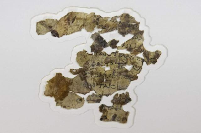 Újabb holt-tengeri tekercseket találtak a Júdeai-sivatag barlangjaiban