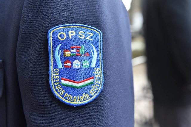Országos Polgárőr Szövetség karjelvénye
