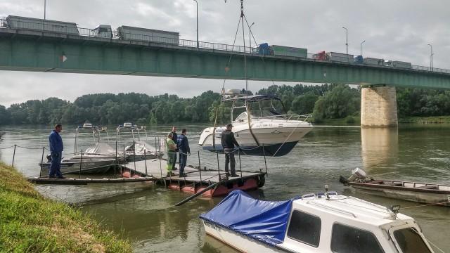 Migrációs és általános járőrözési feladatokat is ellátnak a Dráván