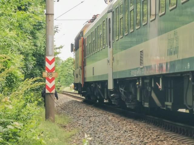 Halálos vonatgázolás Pécsen