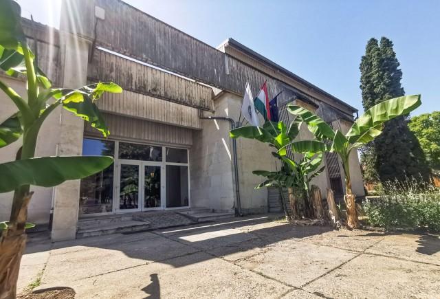 A bolgár múzeum szolgál kijelölt menedékül a hőségben