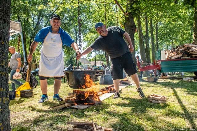 Drávaszabolcsi Halászléfőző Fesztivál