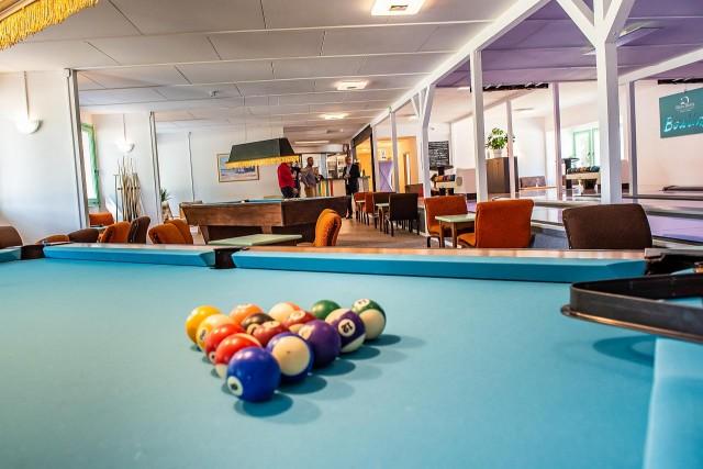 Retro bár a Dráva Hotelben